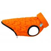 Курточка двухсторонняя AiryVest UNI, оранжево-черная