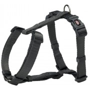 "Шлея ""TRIXIE"" для собак ""Premium H-harness"", графит"