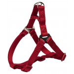 "Шлея ""TRIXIE"" для собак ""Premium One Touch harness"", красный"