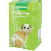 Подгузники Triol для собак L