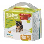 Пеленки Ferplast Genico Small, 60x40см, 10 шт.